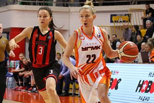 UMMC took the sixth Premier-league win after defeated Sparta&K
