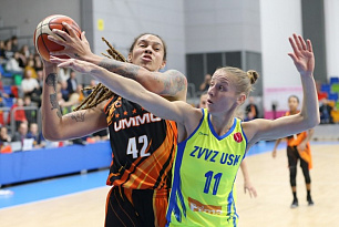 UMMC shows flawless result and tops EuroLeague Group A