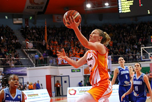 UMMC swept past Dynamo in Kursk