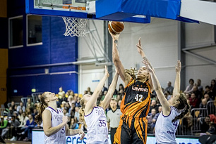 UMMC interrupted the victorious series
